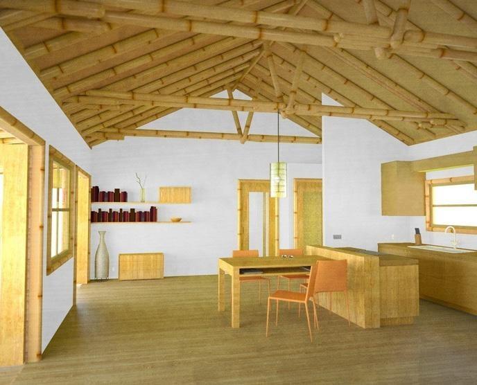 Casas campestres y campamentos for Casa de estilo campestre
